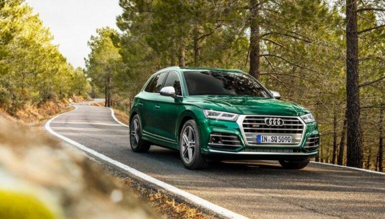 'Audi' sportiskais apvidnieks 'SQ5 TDI'