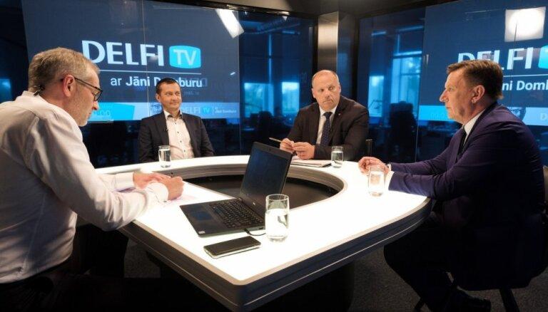 Кучинскис: СЗК не хочет оставаться в оппозиции