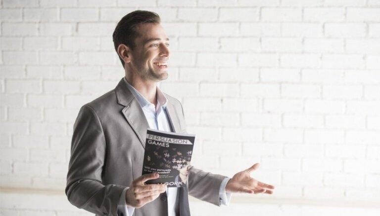 В Риге выступит с лекцией знаменитый менталист Гилан Горк