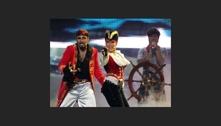 """Vasarīgs sveiciens no """"Pirates of the Sea"""""""