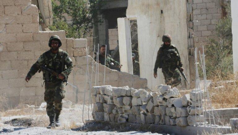 WSJ: в октябре в Сирии погибли девять российских контрактников