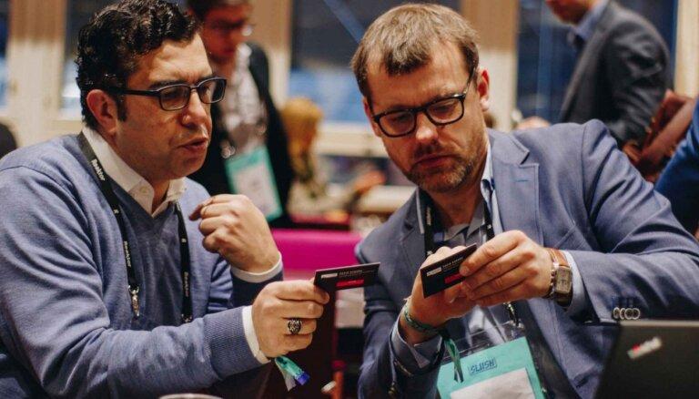 Jaunuzņēmumus aicina doties uz Helsinkiem un prezentēt idejas investoriem