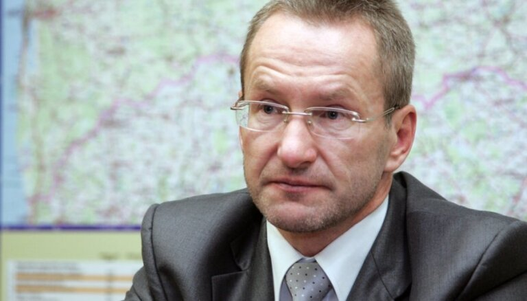 Eglītis atstāj Kuldīgas slimnīcas vadītāja amatu un noliek domes deputāta mandātu