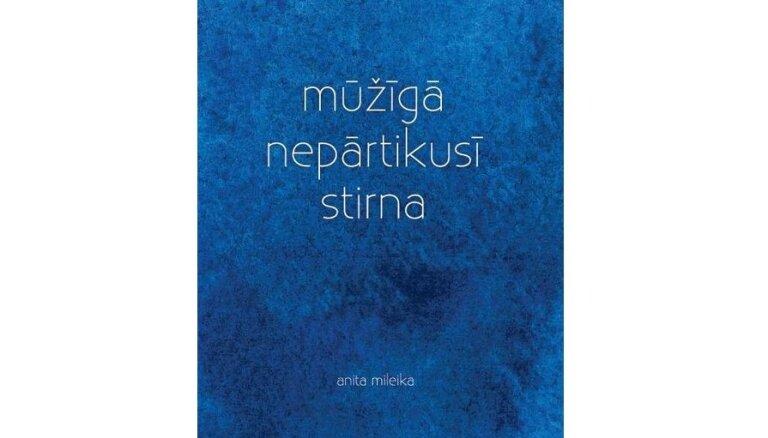 Klajā nācis latgaliešu autores Anitas Mileikas debijas dzejas krājums 'mūžīgā nepārtikusī stirna'