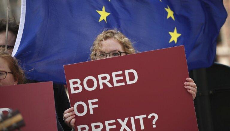 'Brexit' atlikšanas dēļ Lielbritānija varētu zaudēt pārstāvi EK