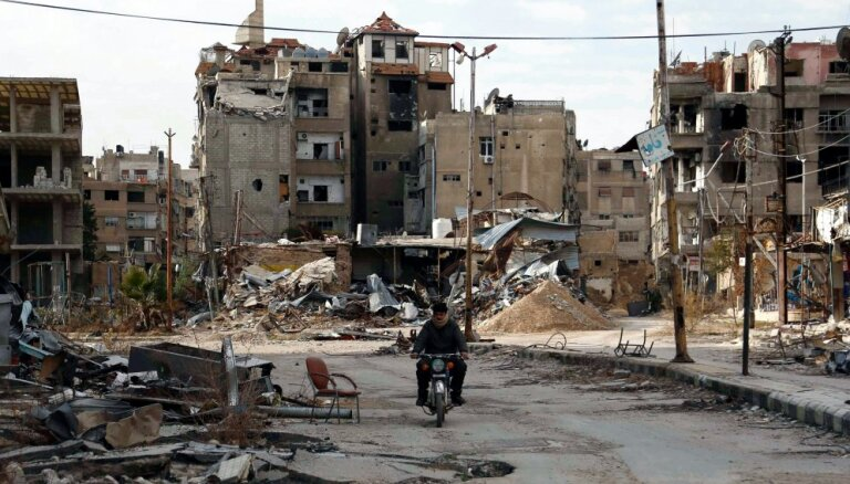 The Financial Times узнала детали возможной наземной операции Саудовской Аравии в Сирии