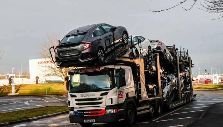 Eiropas Parlaments panāk sākotnēju vienošanos par kravas auto kaitīgo izmešu samazināšanu