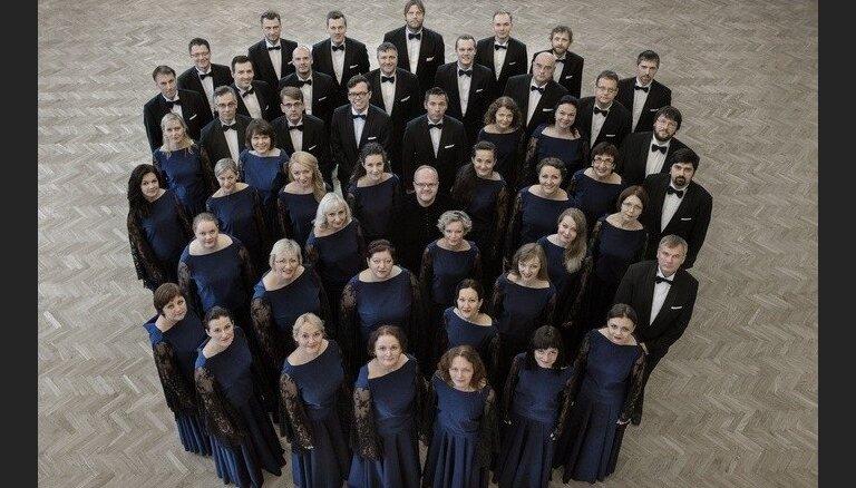Rēzeknē skanēs kora 'Latvija' koncertprogramma 'Ziemassvētku gaisma'