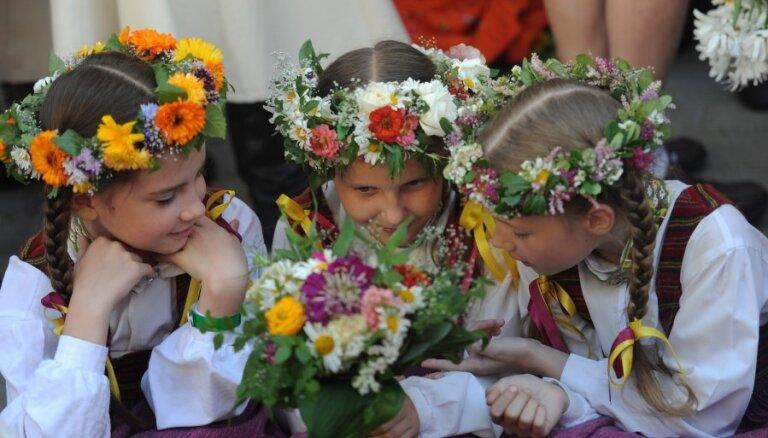 Svētdien Turaidā notiks Dziesmu svētku atsvētes pasākums