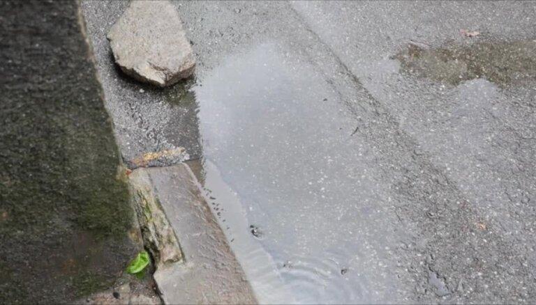 На этой неделе в Латвии ожидается дождливая погода
