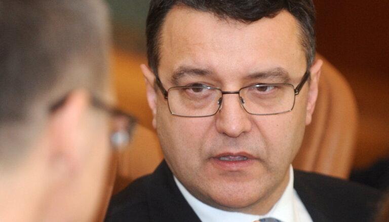 """""""Новое Единство"""" на должность министра финансов выдвинет Рейрса"""