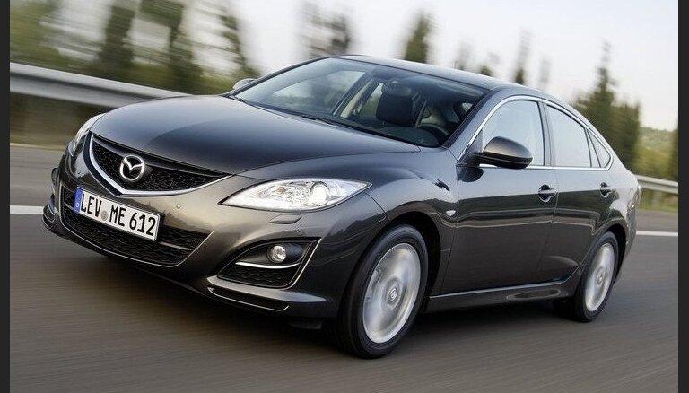 Японцы построят купе на базе Mazda6 к 2014 году