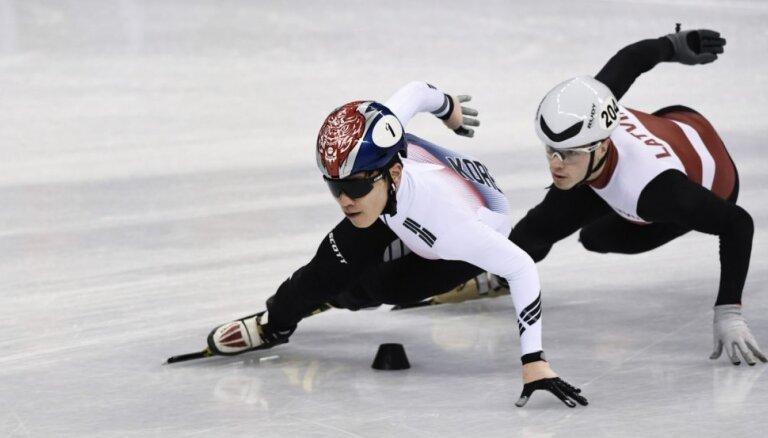 'Delfi' Phjončhanā: Puķītis juties gana spēcīgs un bija apņēmības pilns cīnīties par medaļu