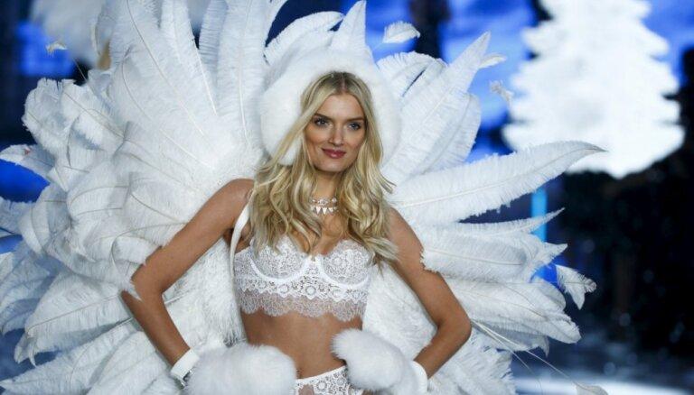 Foto: Ieskats krāšņākajā 'Victoria's Secret' šovā