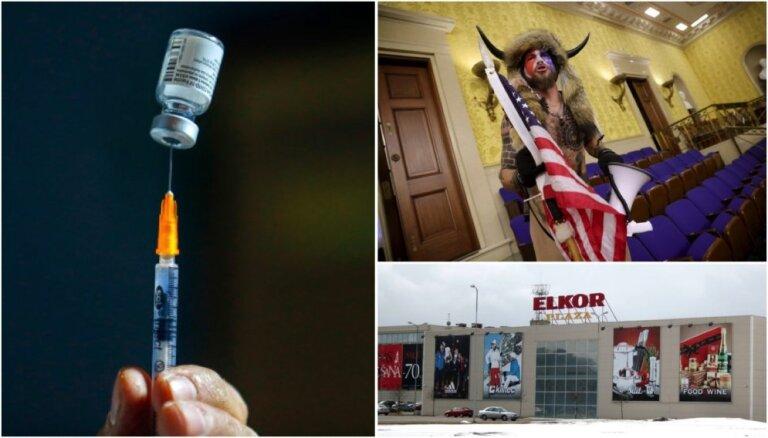 'Delfi plus': Vakcīnu ražotāji, Kapitolija ieņemšana un Popova mūža darbs