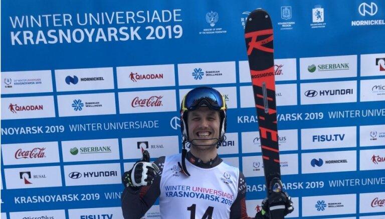 Kalnu slēpotājs Zvejnieks: vietējie Krievijā atbalstīja latviešus