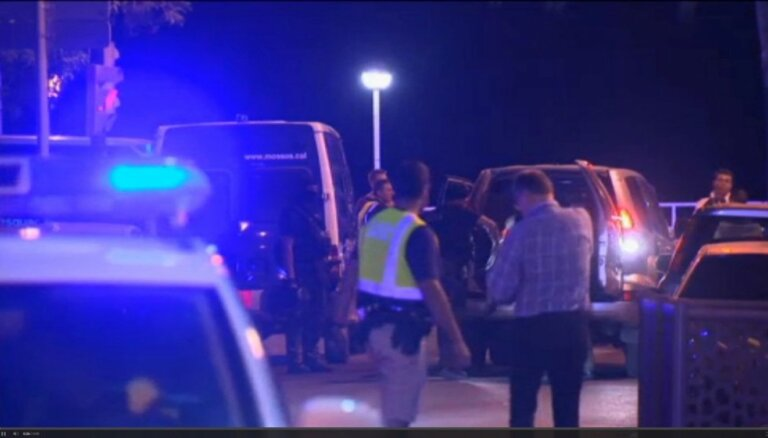 Francijā aizturēti trīs cilvēki, kuri, iespējams, saistīti ar Spānijas teroraktiem pērn