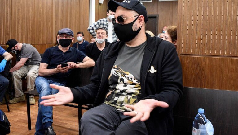 Kirilam Serebreņņikovam nav naudas, lai nomaksātu piespriesto sodu