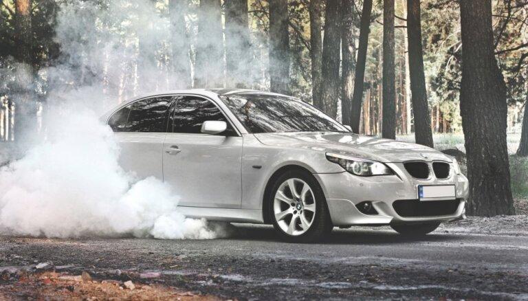 Agresīvie BMW, vai arī tomēr nē?