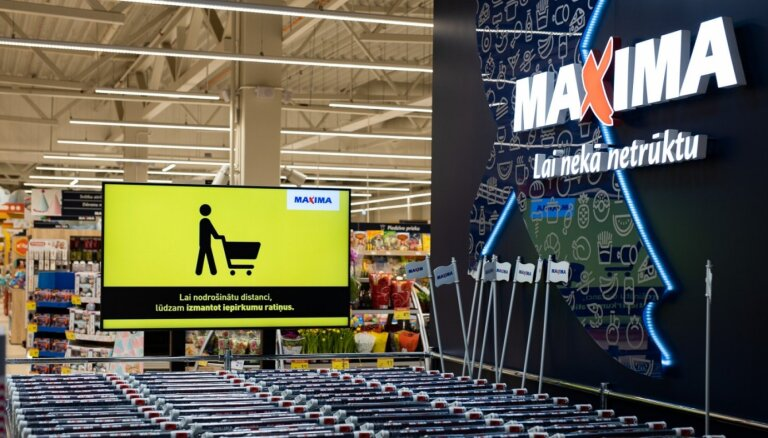 Maxima обещает существенно снизить цены в течение года