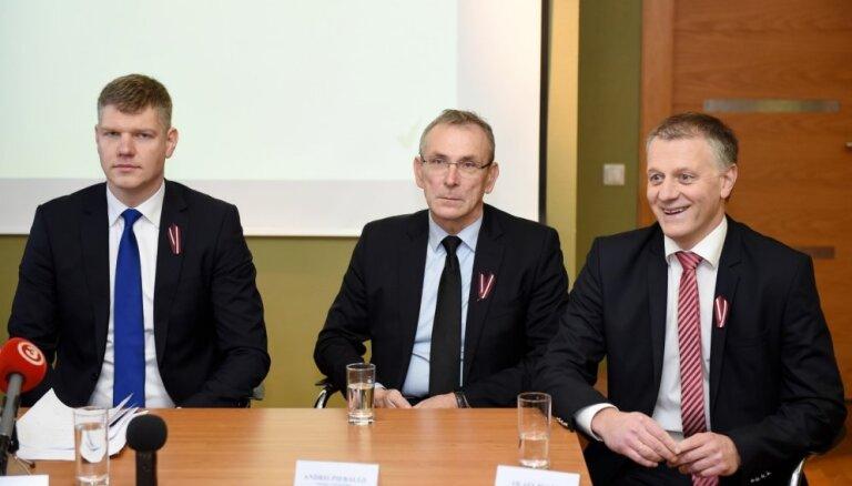 'Vienotība' par Rīgas mēra kandidātu izvirza Vilni Ķirsi un uz vēlēšanām veidos atklāto sarakstu