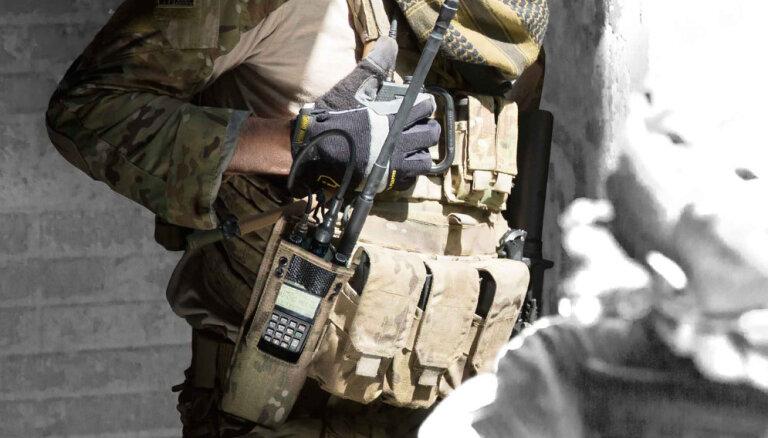 Latvijas armija saņēmusi jaunas rācijas 10,5 miljonu dolāru vērtībā