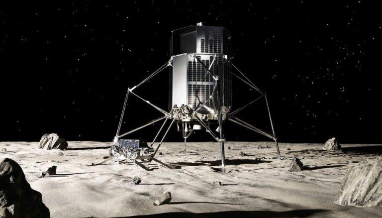 Japānas kompānija 'ispace' no 2020. gada plāno misijas uz Mēness