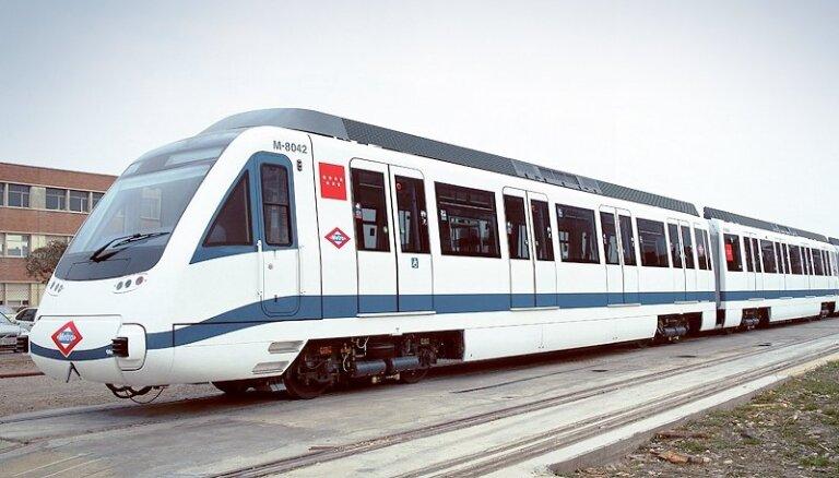 Sāk kriminālprocesu par vērienīgo vilcienu iepirkumu (plkst.15.14)