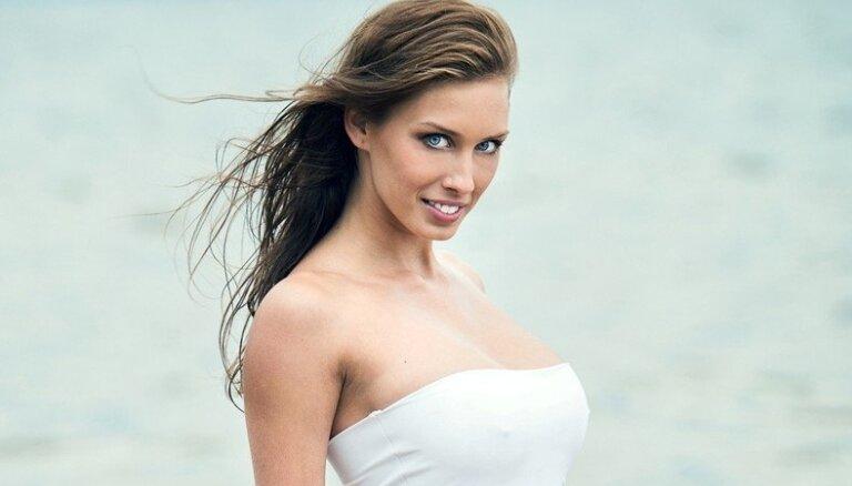 'Playboy' konkursā latviete Zane iegūst trešo vietu