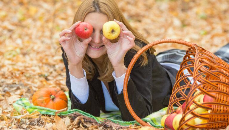 Četras izcilas vietējās rudens veltes veselībai un slaidumam