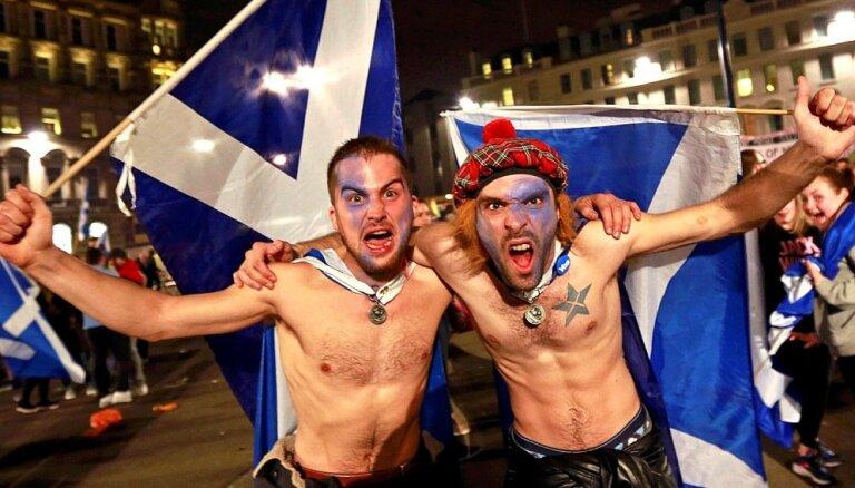 'Yes 2' - Skotija gatavojas otrajam neatkarības referendumam