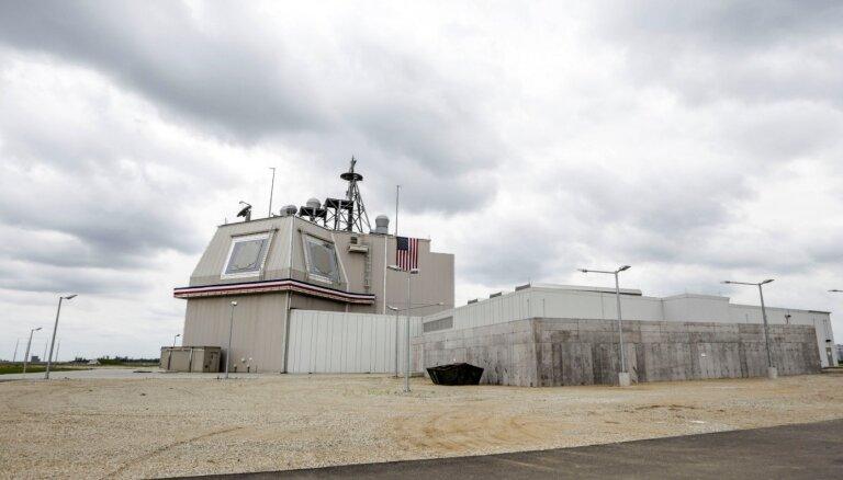 Japāna aptur plānu par pretgaisa aizsardzības sistēmu 'Aegis Ashore' izvietošanu