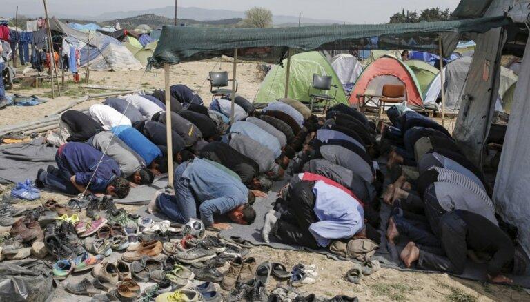 Группа беженцев в составе 10-20 человек прибудет в Латвию в ближайшие дни