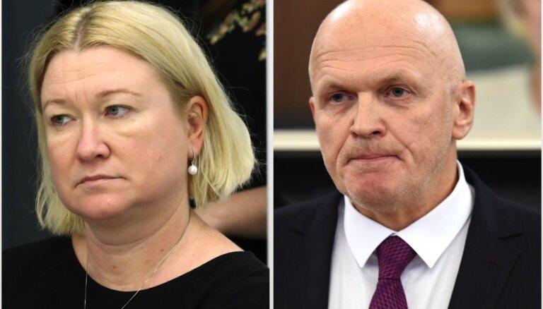 Puga gatavs vadīt Pieprasījumu komisiju; Liepiņa gan vēl amatu nezaudē