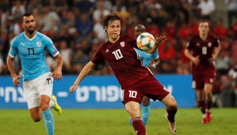 UEFA rīkotās izlašu spēles nevarēs apmeklēt skatītāji