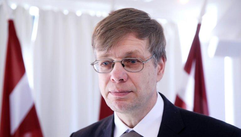 Кандидат в мэры Риги от Нацблока и ЛОР Цилинскис заявил, что намерен улучшить жизнь инвалидов