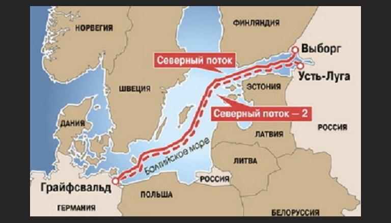 """""""Газпром"""" впервые признал, что не успевает с """"Северным потоком – 2"""""""
