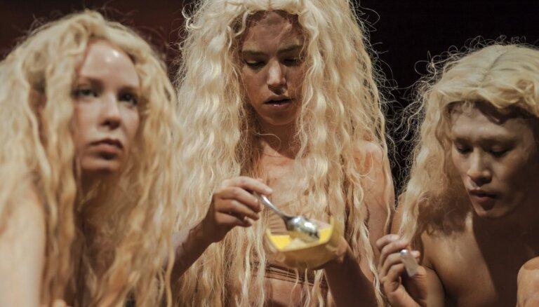 Izrādes klātienē un pa telefonu - sākas Starptautiskais jaunā teātra festivāls 'Homo Novus'