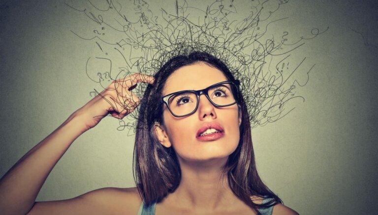 Kāpēc laimīgās dienās māc sliktas priekšnojautas? Skaidro Aina Poiša