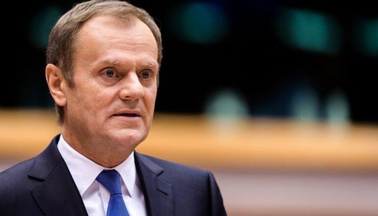ES aicina ASV, Ķīnu un Krieviju novērst tirdzniecības kara pāraugšanu 'karstajā konfliktā'