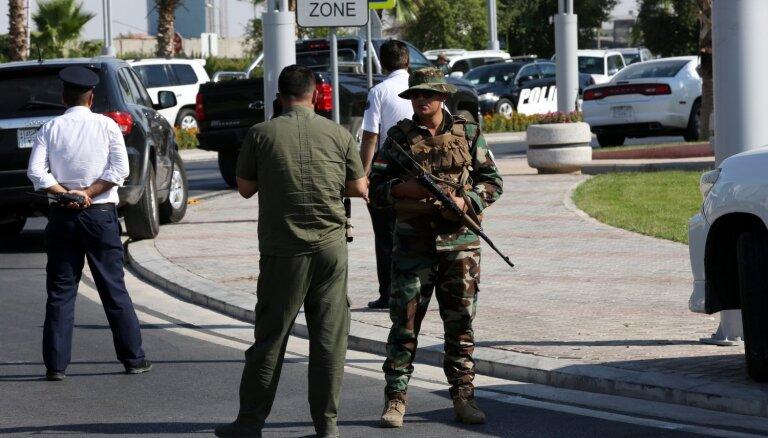 Irākas Kurdistānā nošauti divi Turcijas konsulāta darbinieki
