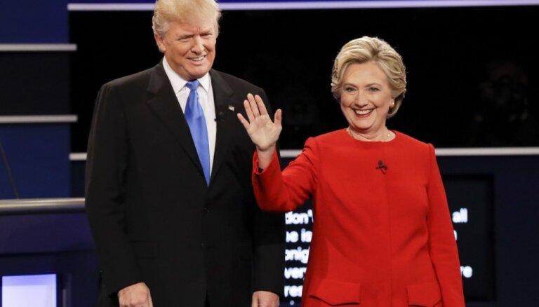 'Facebook': 2016.gadā visapspriestākais temats bija ASV vēlēšanas
