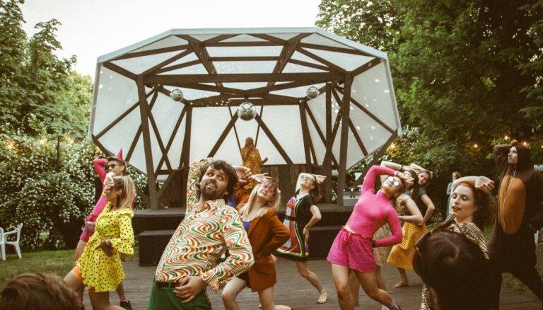 Foto: Svētku diena – kā šonedēļ līksmoja 'Dienaszagļu karnevālā'