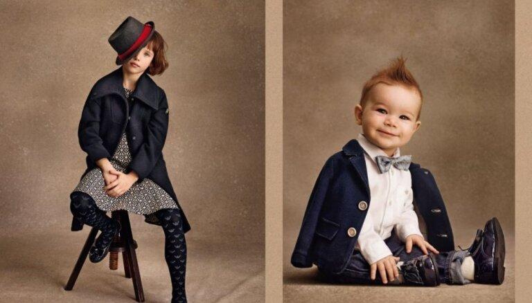 ФОТО: Тенденции детской моды осень/зима 2014-2015
