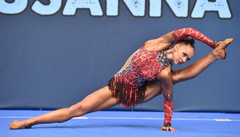 """Абсолютная чемпионка Европы по фитнесу Ванесса Белова: """"Главное — никогда не сдаваться"""""""