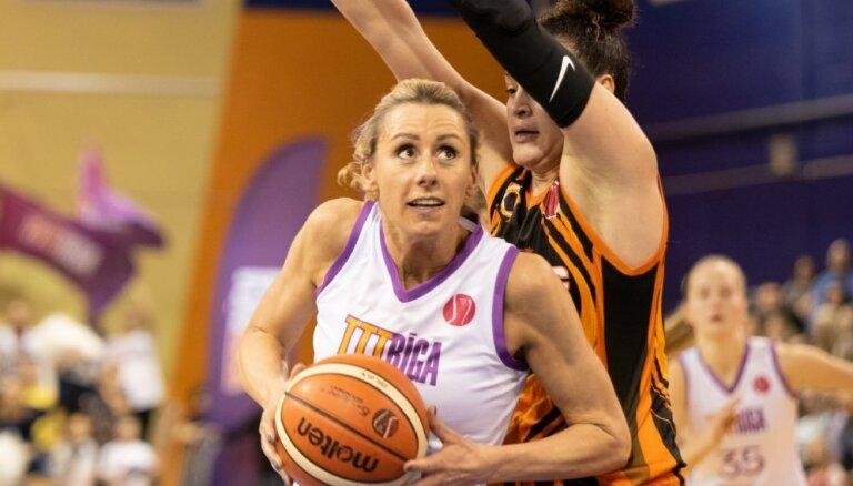 'TTT Rīga' netiek galā ar UGMK un noslēdz sezonu FIBA Eirolīgā