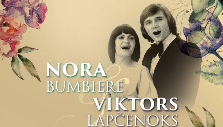Top muzikāla izrāde par Noru Bumbieri un Viktoru Lapčenoku