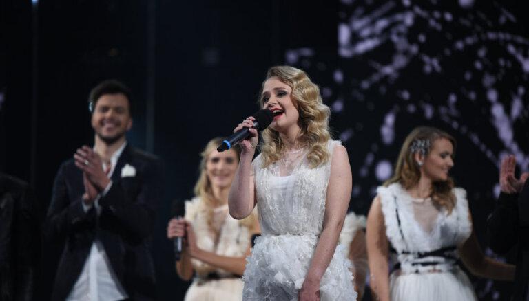 'X Faktora' skatītājus sajūsmina baltkrievietes Kattie dziedājums latviešu valodā