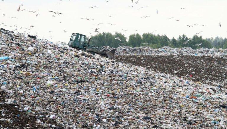 No nākamā gada mainīsies 'Getliņi Eko' atkritumu apglabāšanas pakalpojuma tarifi