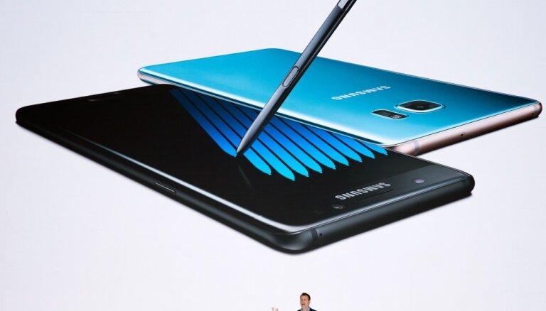 США рекомендовали не пользоваться Samsung Galaxy Note 7 в самолетах
